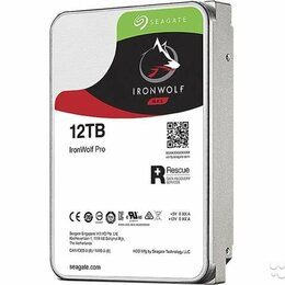 Жёсткие диски и SSD - Жесткий диск 12tb seagate st12000ve0008, 0