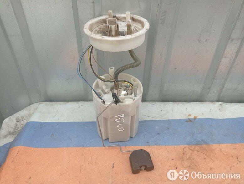 Насос топливный Volkswagen Polo 10-20 (6RU919051D) по цене 2000₽ - Автоэлектроника и комплектующие, фото 0