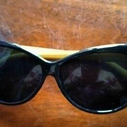 Очки и аксессуары - Очки новые женские солнечные, 0