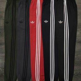 Брюки - Штаны Adidas 44-46 размер красные новые, 0