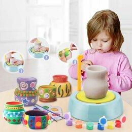 Развивающие игрушки - Детский гончарный круг pottery wheel, 0