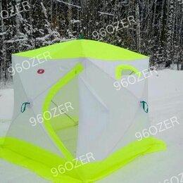 Палатки - Палатка медведь куб 3 стандарт с 2мя входами, 0