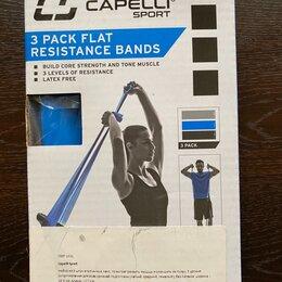 Аксессуары - Резинка для фитнеса capelli sport, 0