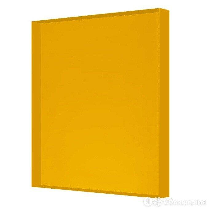 Монолитный поликарбонат BORREX оптимальный Оранжевый 5 мм (1,525*2,05 м) по цене 9045₽ - Поликарбонат, фото 0