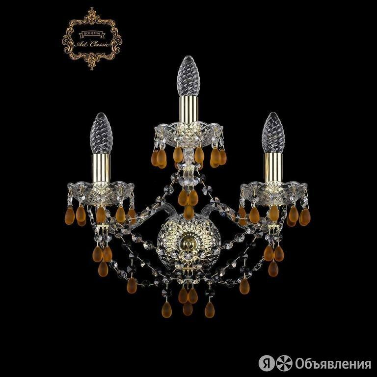 Бра ArtClassic 10.24.2+1.141.Gd.V1003 по цене 6507₽ - Настольные лампы и светильники, фото 0