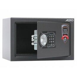 Сейфы - Сейф AIKO T-200 EL мебельный, 0
