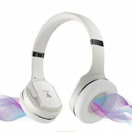 Наушники и Bluetooth-гарнитуры - Наушники Bluetooth SODO Doqaus Vogue 5 (2 в 1), белый, 0