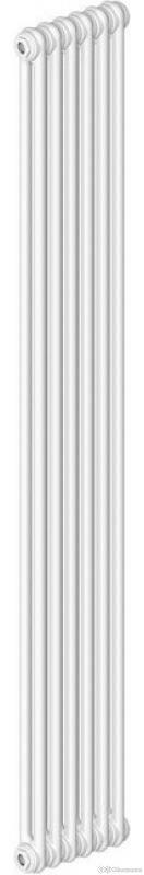 Радиатор IRSAP TESI 21800 6 секций (белый) T30 (RR218000601A430N01) по цене 24062₽ - Кузовные запчасти, фото 0