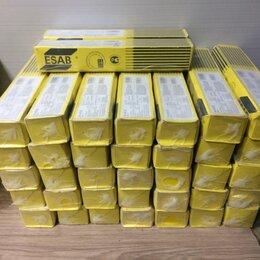 Электроды, проволока, прутки - Сварочные электроды ОК-46 d+4мм (6,6кг) ЭСАБ кор, 0
