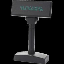 Торговое оборудование для касс - Дисплей покупателя PayTor MG-220, 0