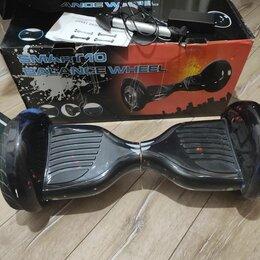 Моноколеса и гироскутеры - Гироскутер (10 дюймов) Smart Balance Темный космос, 0