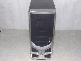 Настольные компьютеры - ПК 775 E7300 2x2Gb DDR2 80SATA G31 400W ATX black , 0