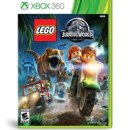 Игры для приставок и ПК - LEGO Мир Юрского периода (русские субтитры) (Xbox 360), 0