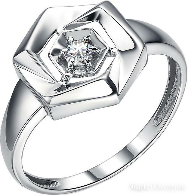 Кольцо Bellissimo K/190-220_17-5 по цене 23500₽ - Кольца и перстни, фото 0