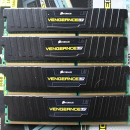 Модули памяти - Corsair vengeance DDR3 32Gb, 0