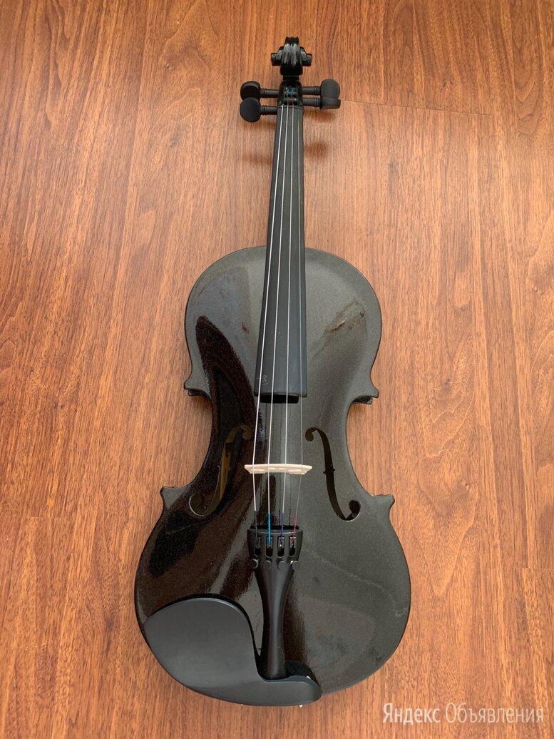 Скрипка 4/4 по цене 3000₽ - Смычковые инструменты, фото 0