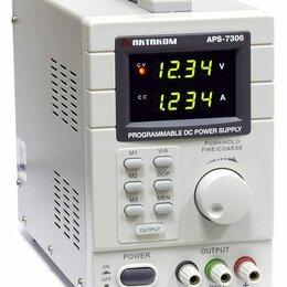 Источники бесперебойного питания, сетевые фильтры - Управляемый источник питания APS-7306, 0