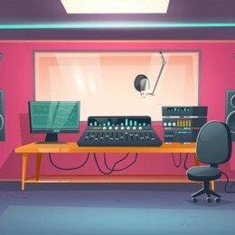 Прочие услуги - Студия звукозаписи. песня/минус под заказ, 0