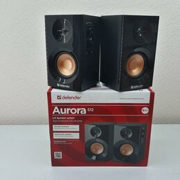 Комплекты акустики - Акустика динамики Defender Aurora S12, 0