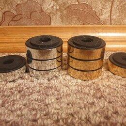 Запчасти к аудио- и видеотехнике - Ножки под аппаратуру Hi-Fi (комплект 4 шт.) новые, 0