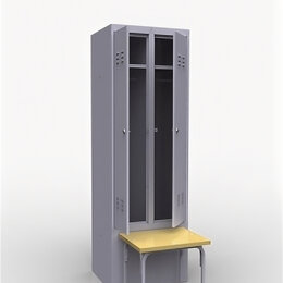 Мебель для учреждений - Верстакофф Шкаф ШР-22 L600 ОСК, 0