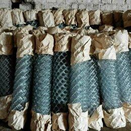 Заборчики, сетки и бордюрные ленты - Сетка рабица оцинкованная Белоусово, 0