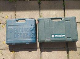 Ящики для инструментов - Пластиковые кейсы для инструментов (б/у), 0