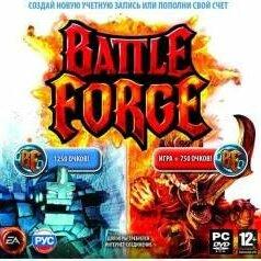 Видеофильмы - Battle Forge =DVD=, 0