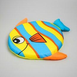 Фрисби - Водная летающая тарелка «Рыбка», виды МИКС, 0