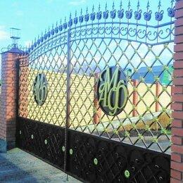 Заборы, ворота и элементы - Кованые ворота , 0