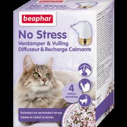 Прочие товары для животных - No Stress диффузор со сменным блоком для кошек 30мл, 0