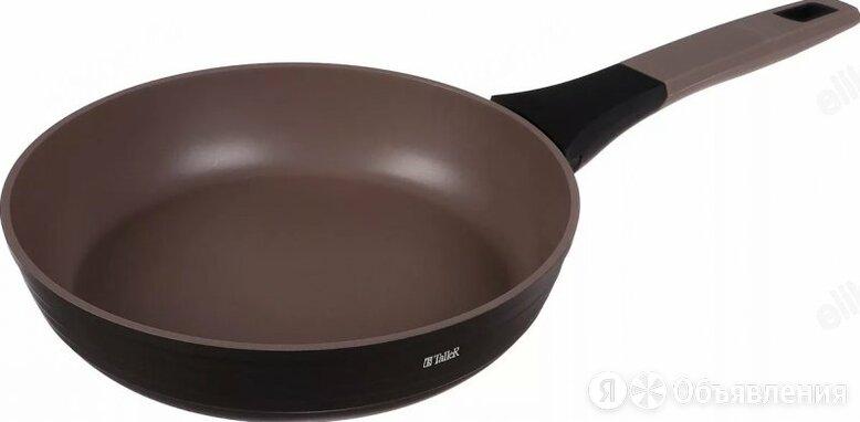Сковорода TALLER TR-44051 24 см б/кр ков.алюм по цене 1890₽ - Сковороды и сотейники, фото 0