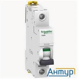 Защитная автоматика - Schneider-electric A9f79120 АВТ. ВЫКЛ.ic60n 1П 20a C, 0