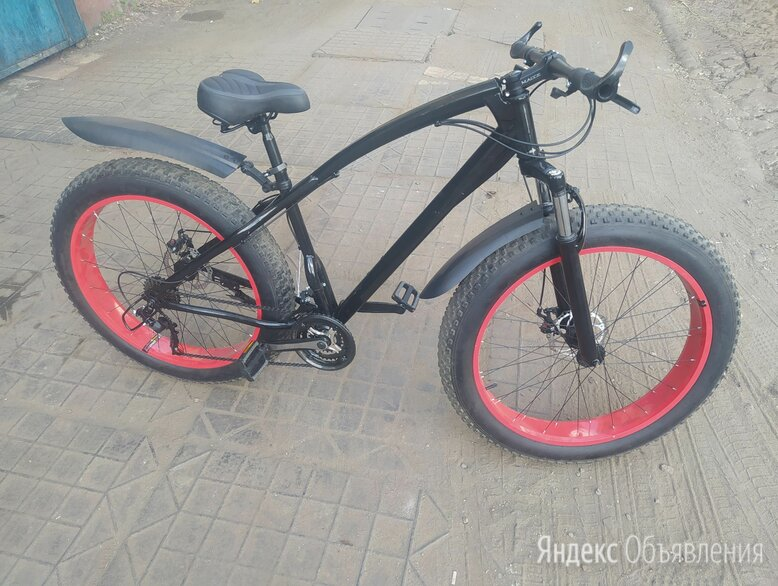 Велосипед фэтбайк по цене 13000₽ - Велосипеды, фото 0