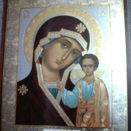 Иконы - Икона пресвятой богородицы казанская, 0