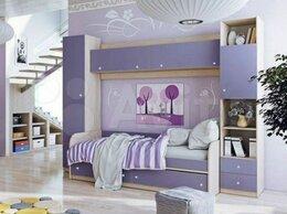 Кроватки - Комплект мебели в детскую БАРБИ, 0