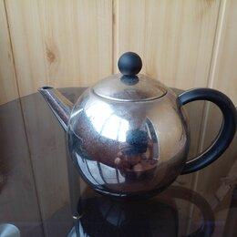 Заварочные чайники - Чайник заварочный металлический, 0