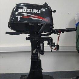Двигатель и комплектующие  - Suzuki DF6S Б/У, 0