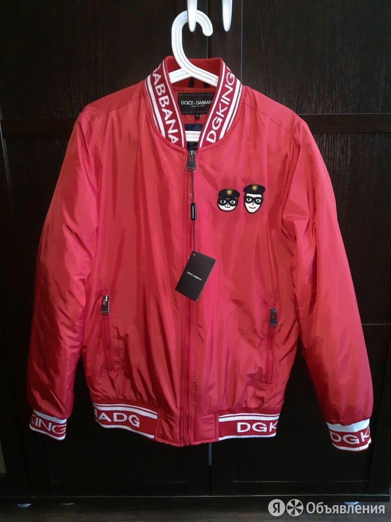 Куртка бомбер 46-48 размер по цене 3000₽ - Куртки, фото 0