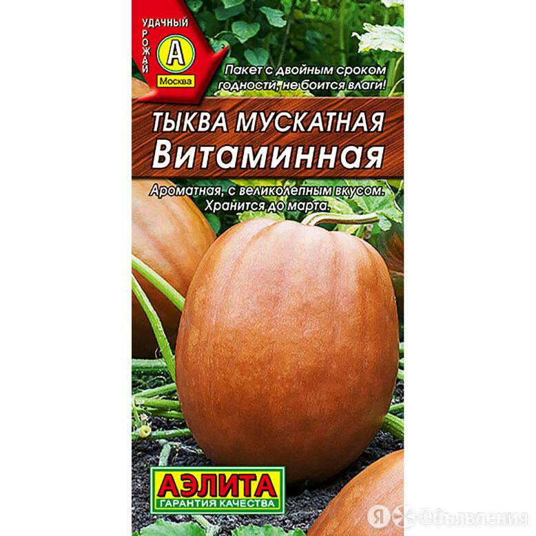 Аэлита Тыква Витаминная мускатная по цене 16₽ - Продукты, фото 0