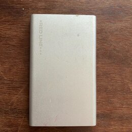 Универсальные внешние аккумуляторы - Портативный аккумулятор Red Line, 0