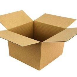 Упаковочные материалы - Картонная коробка 600х400х400 мм, 0