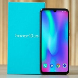 Мобильные телефоны - хонор 10 лайт 3-32 нфс, 0