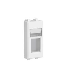 "Кабели и разъемы - Адаптер для Keystone 1мод. Avanti ""Белое облако"" DKC 4400201, 0"
