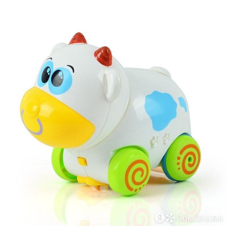 """Mioshi active игрушка р/у """"зверята: бычок"""", 14 см по цене 989₽ - Роботы и трансформеры, фото 0"""
