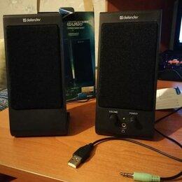 Компьютерная акустика - Акустическая система фирмы Defender, 0