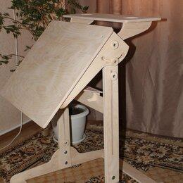 Компьютерные и письменные столы - Парта-конторка , 0