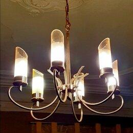 Люстры и потолочные светильники - Люстра Турция нержавейка , 0