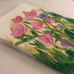 Картины, постеры, гобелены, панно - Импасто рельефная живопись, 0