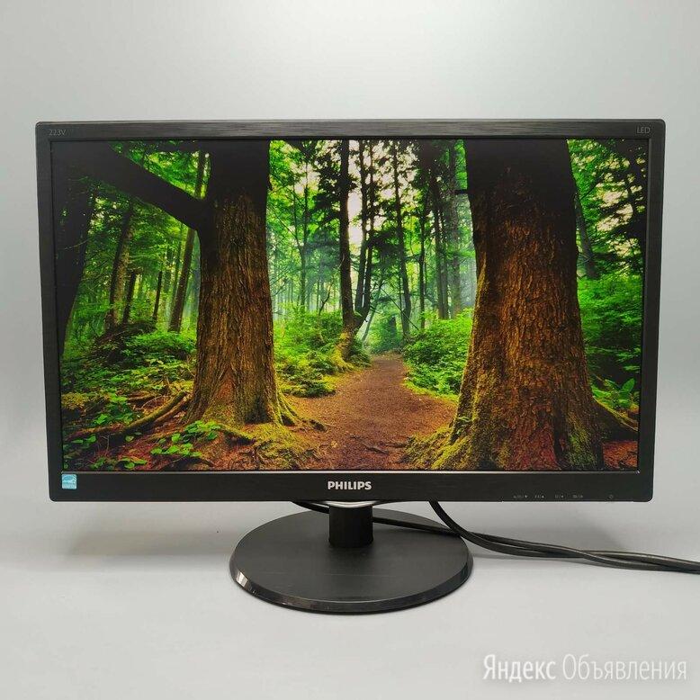 21.5'' FULL HD Монитор Philips 223V5LSB2  по цене 4900₽ - Мониторы, фото 0